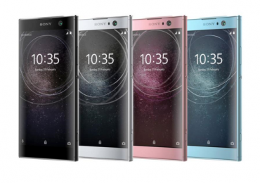 Sony Xperia XA2 Ultra, XA2 and L2 press renders leaked