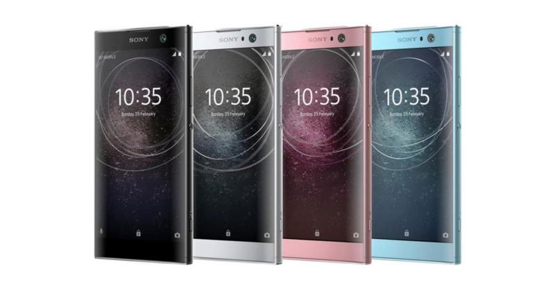 Sony Xperia XA2 Ultra, XA2 and L2 press renders leaked