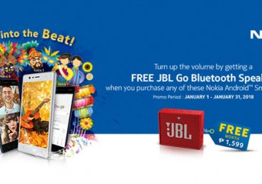 Nokia Android Smartphone with free JBL Speaker Is Extended!