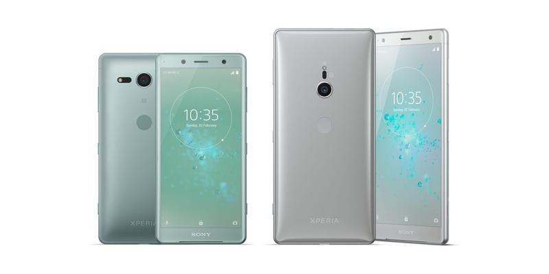 Sony launches the Xperia XZ2 and XZ2 Compact with no headphone jack