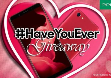 Get a chance to win P25,000 of GCs on OPPO's #HaveYouEver Promo
