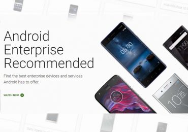 Android Enterprise Recommended launched: Showcased best for work phones