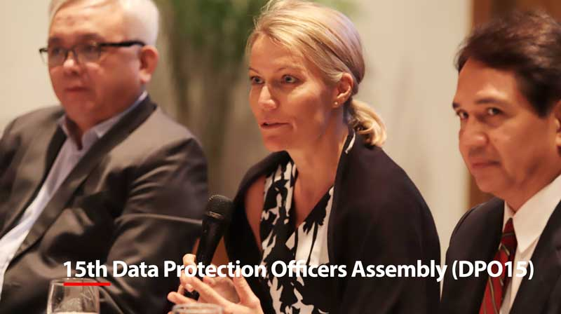 NPC calls for data privacy compliance in the consumer finance sector at DPO15