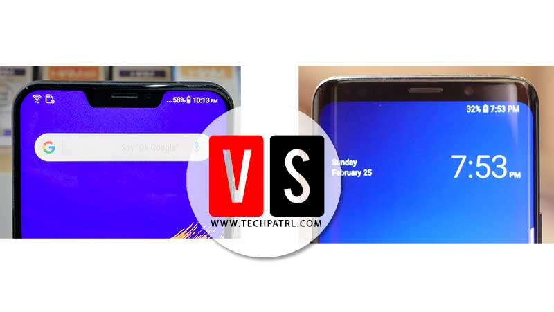 Specs Compared: ASUS Zenfone 5Z vs Samsung Galaxy S9+