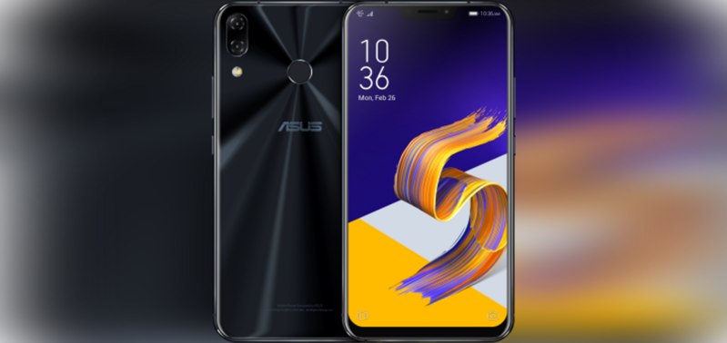 ASUS ZenFone 5Z goes official with Snapdragon 845 SoC and 8GB RAM