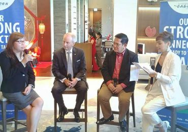 Strong Connection: Eastern Communications fuels Marriott Manila with high-speed internet