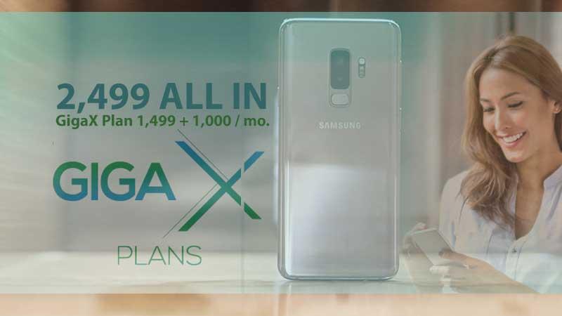 smart galaxy s9 plan