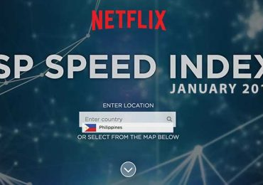 Netflix ISP Speed Index January 2018