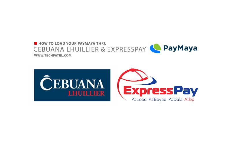 How To Load Your PayMaya & MVP Rewards Thru Cebuana & ExpressPay