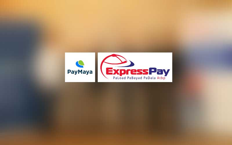 You can now load your PayMaya thru more than 15,000 ExpressPay outlets