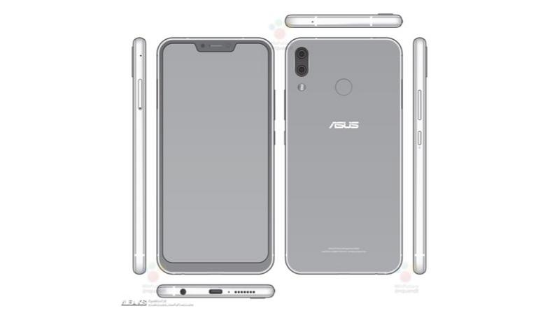 "ASUS ZenFone 5 to come with a ""notch"" and Snapdragon 845 SoC"