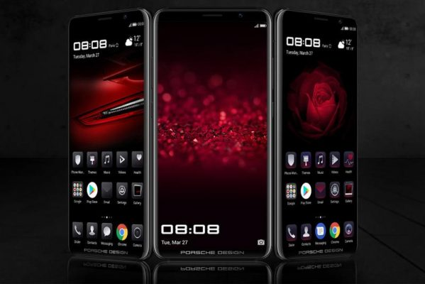 Huawei Mate RS Porsche Design debuts with 512GB storage and in-screen fingerprint sensor
