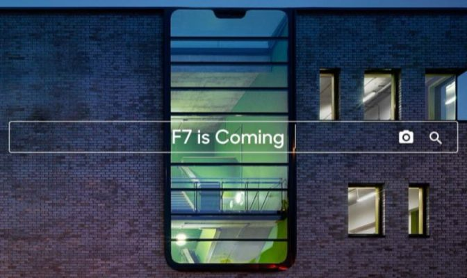 Photo of OPPO F7 to launch in India on March 26, featuring the highest front camera resolution ever!