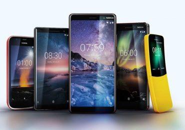 HMD Global introduces the Nokia 1, Nokia 7 Plus and Nokia 8 Sirocco