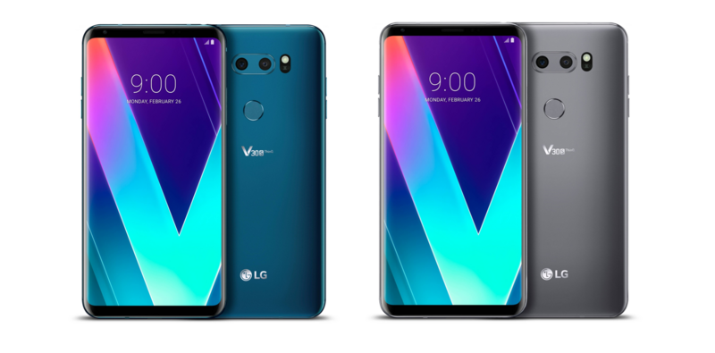 Photo of LG V30S and V30S+ ThinkQ arrives with 6GB RAM and A.I. features