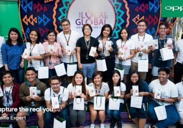 OPPO teamed up with Ideas Positive to empower the Youth thru Unilab Foundation
