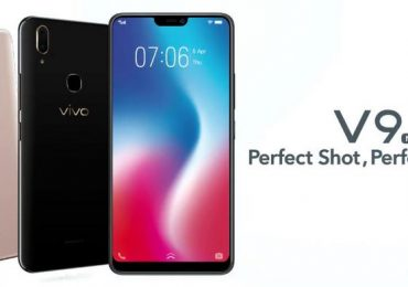 Vivo V9 unveils with 24MP selfie camera and Android 8.1 Oreo onboard