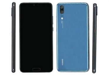 Huawei P20 Lite accidentally leaked by Vodafone, to cost €370