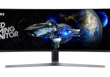 Samsung introduces the CHG90 49″ QLED Curved Gaming Monitor