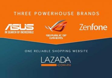 ASUS Lazada official store is now open