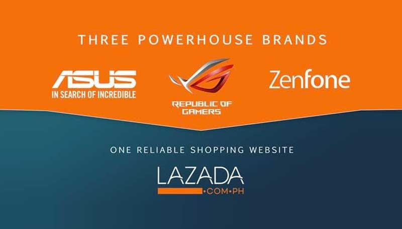 ASUS Lazada Store Officially Opens To Reach More Customer