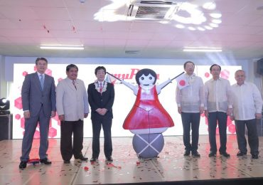 Philippine Manufacturing Co. of Murata Inc. launched its second factory in Batangas