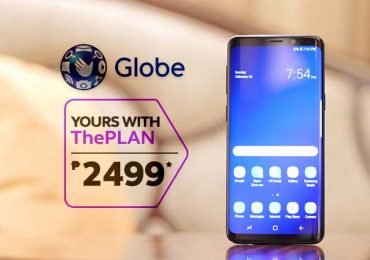 Globe Galaxy S9 could be yours for P2,499 a month