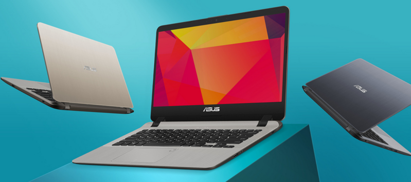 ASUS Debuts VivoBook X407 And X507 With 7th Gen Intel I7 Processor