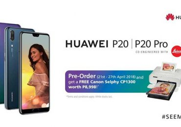 Huawei PH releases official pricing of P20 Series