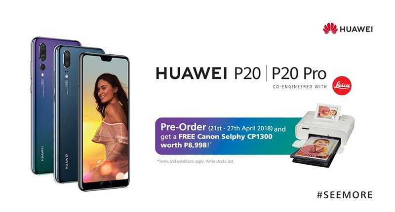 Photo of Huawei PH releases official pricing of P20 Series