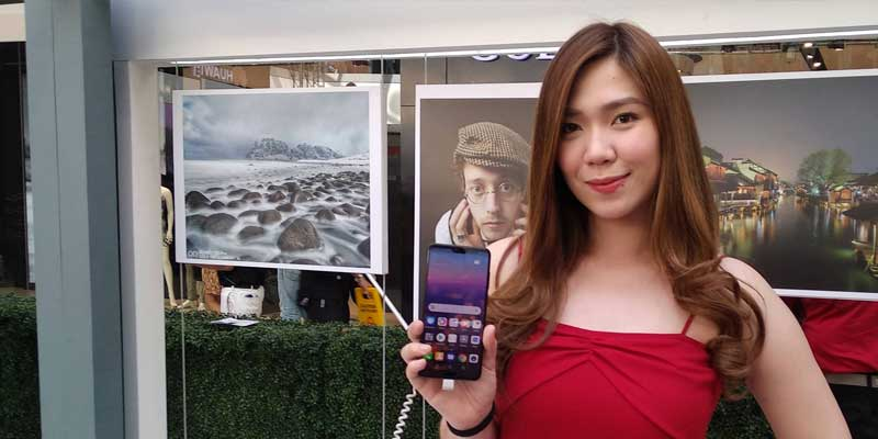 Huawei officially launches the P20 series in PH