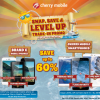 "DEAL: Cherry Mobile's ""Swap, Save and Level Up"" Trade-In Promo!"