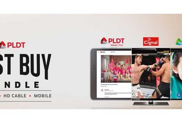 PLDT's Best Buy Bundle can save you P11k/Yr: Internet, HD Cable, Mobile