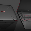 ASUS TUF FX504 gaming laptops now official with metal body and 120Hz IPS screen