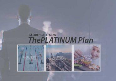 Globe's elite postpaid: ThePlatinum Plan