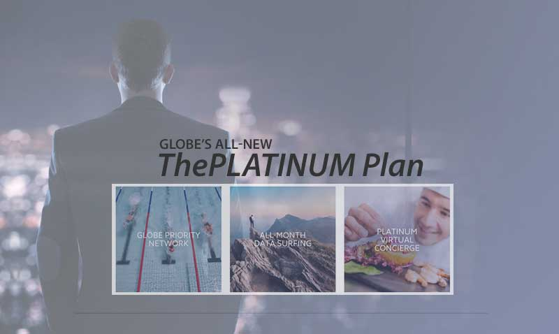 Globe The Platinum Plan