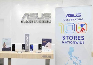 ASUS opens its 100th store in the Philippines in Ayala Mall Feliz