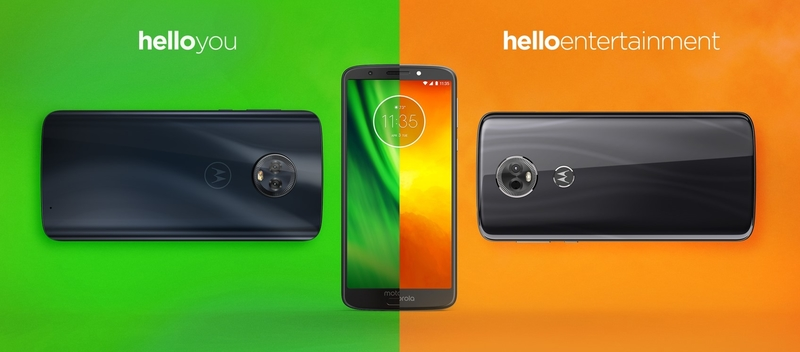 Motorola Moto E5 trio debuts with Android 8.0 Oreo and splash-resistant