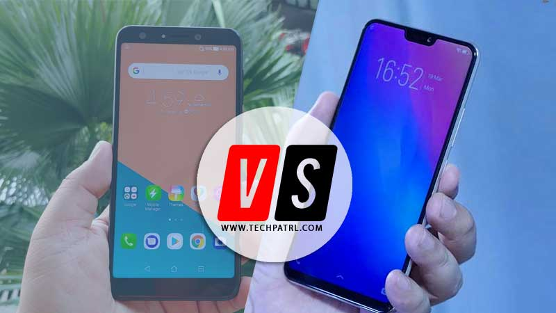 Specs Compared: ASUS Zenfone 5Q vs VIVO V9