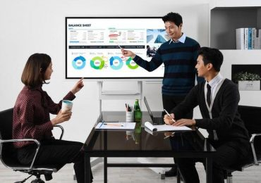 Samsung WM55H Flipchart display introduced in the Philippines