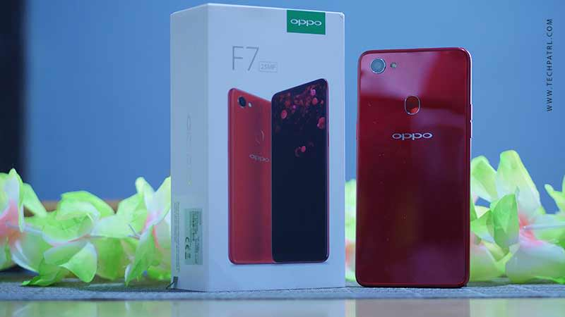 OPPO F7 Review: A cushty design with impressive cameras and long battery life