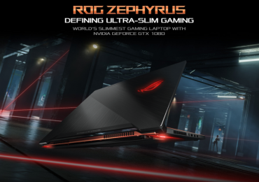 ASUS debuts ROG Zephyrus GX501 with 6-core Intel i7-8850H processor