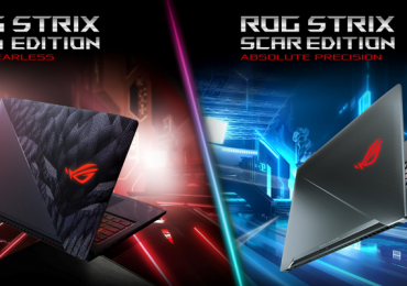 ASUS ROG Strix GL503 officially unveils with improved processors and display features