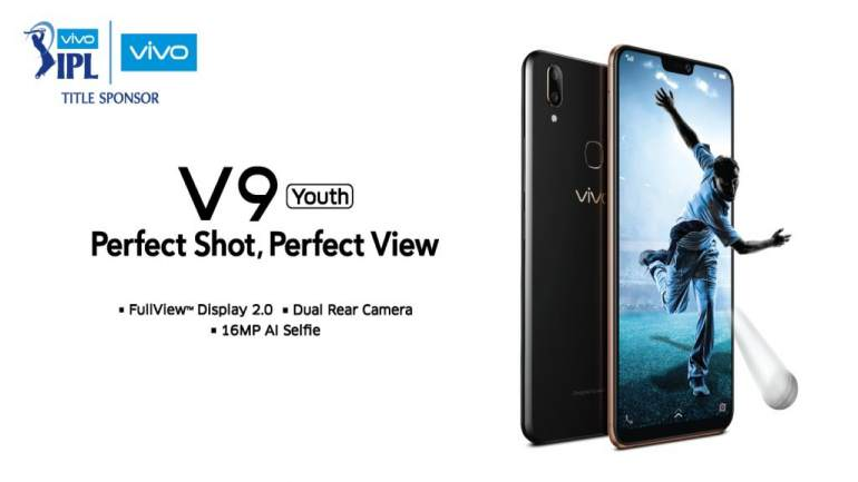 Vivo V9 Youth unveils in India with Snapdragon 450 SoC and dual cam lens