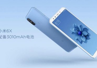 Xiaomi Mi 6X (Mi A2) now official with Snapdragon 660 and Dual Al Cameras