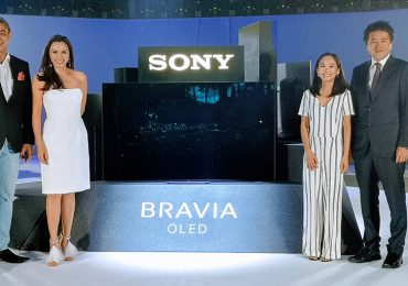 Sony PH launches 2018 Bravia OLED & 4K HDR TVs