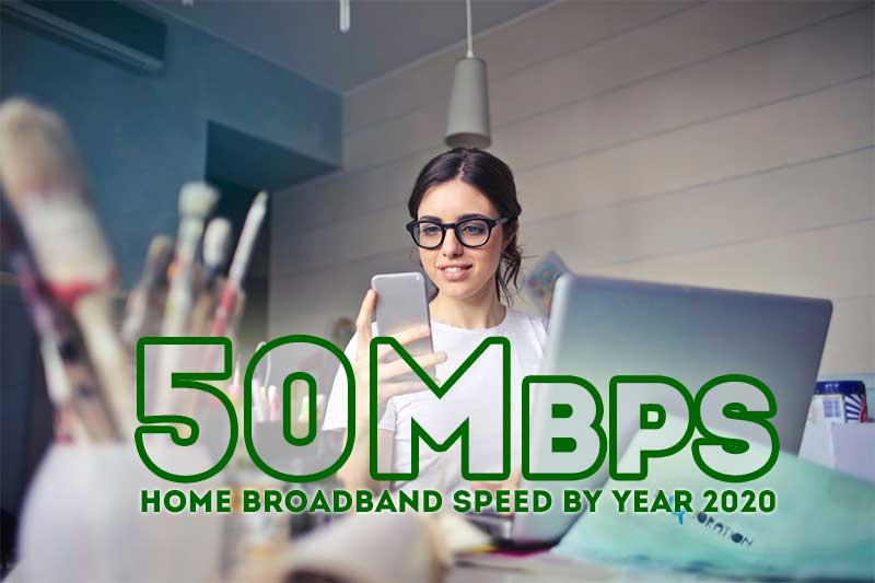 Globe: PH can achieve at least 50 Mbps home broadband speeds by 2020