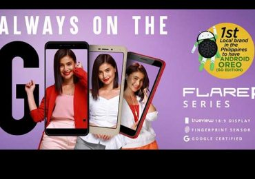 The latest and newest Cherry Mobile Flare P3 Series are now available