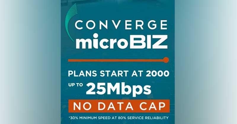 Photo of Converge Microbiz: Upgrade to Fiber, Upgrade Your Business
