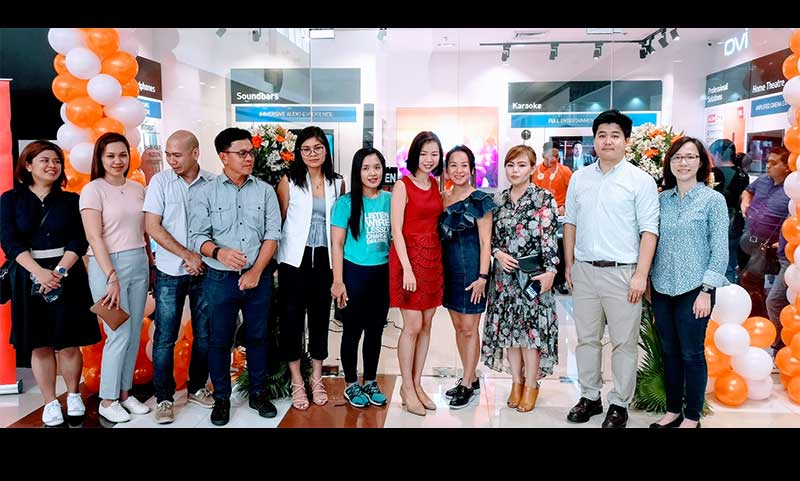 JBL Concept Store SM Bacoor